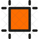 Crop Marks Icon