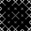 Crop Seo Web Icon