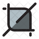 Crop Graphic Design Icon