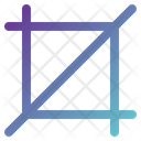 Crop Shape Edit Icon