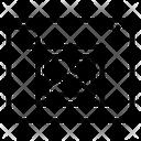 Crop Image Website Webpage Icon