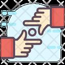 Crop Symbol Icon