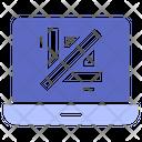 Crop Tool Transform Icon