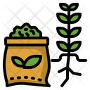Crops Agriculture Rice Icon