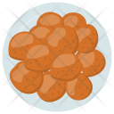 Croquettes Mashed Potatoes Icon