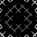Cross Close Delete Icon