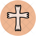 Cross Sign Holy Icon