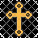 Cross Jesus Holy Icon