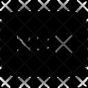 Cross Cross Symbol Cross Option Icon