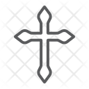 Religion Cross Christian Icon