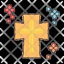 Jesus Christian Lent Icon