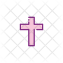 Cross Christian Cross Religion Sign Icon