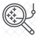 Cross Stitch Needlework Icon