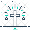 Cross Faith Mythology Icon