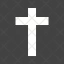 Cross Christian Prayer Icon
