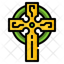 I Cross Cross Christian Religion Sign Icon