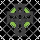 Cross Religion Icon