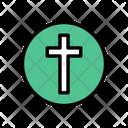 Cross Christian Catholic Icon
