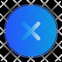 Cross Delete Remove Icon
