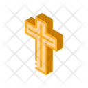 View Golden Cross Icon