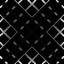 Cross Ornament Pattern Icon