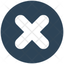 Business Financial Cross Icon