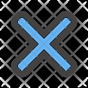 Cross Shape Icon
