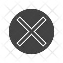 Remove Cross Highlight Icon