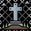 Cross Catholic Resurrection Icon
