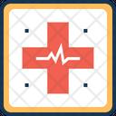 Medical Cross Hospital Icon
