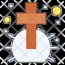 Cross Catholic Christian Icon