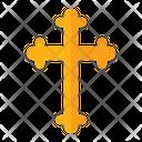 Cross Religion Easter Icon