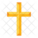 Cross Religion Easter Icon