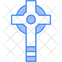 Cross Celtic Halloween Icon