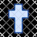 Cross Cultures Religion Icon