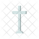 Tomb Christianity Cross Icon