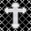 Cross Christian Religious Icon