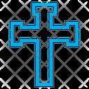 Cross Christian Jesus Icon