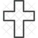 Celtic Cross Christian Religion Icon