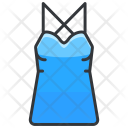 Cross back top Icon