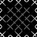 Cross Bone Icon