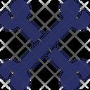 Cross Bones Icon
