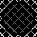 Cross Circle Circle Cross Icon