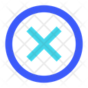 Cross Circle Icon