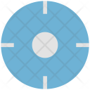Crosshair Reticle Target Icon