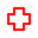 Cross Medical Icon