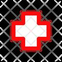 Cross Medical Medical Health Icon