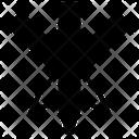 Cross Nails Icon