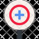 Cross Road Icon