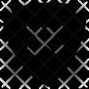 Cross shield Icon